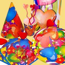 Однора-зовая посуда для детского праздника