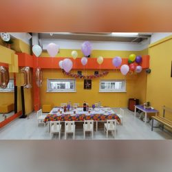 Помещение для проведения детского праздника детского дня рождения