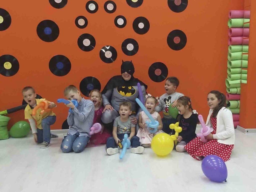 Детский праздник СВАО