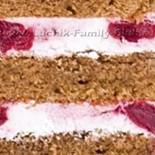 Начинка Чёрный Лес для тортика на заказ на детский день рождения