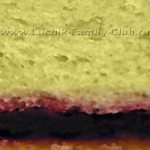 Начинка ТрюфФисташка-Вишня для тортика на заказ на детский день рождения