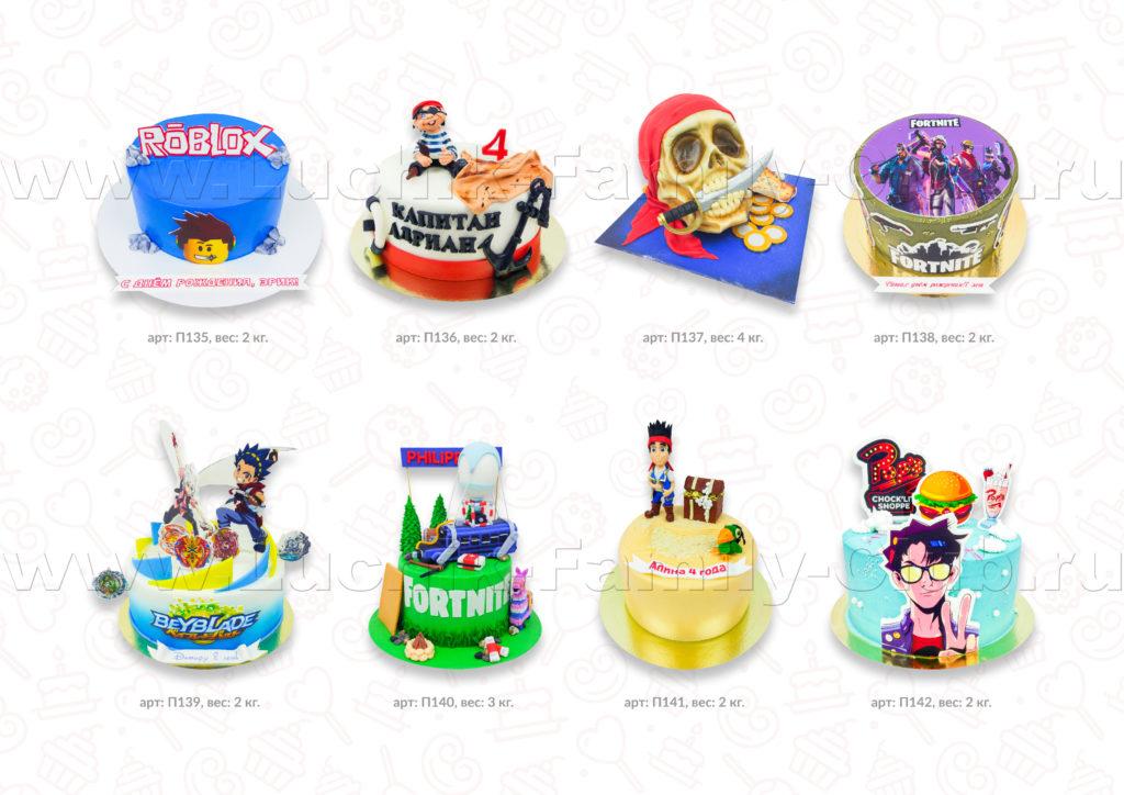 Идеи тортиков на заказ на детский день рождения