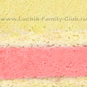 Начинка Клубнично-Банановая со фруктамидля тортика на заказ на детский день рождения