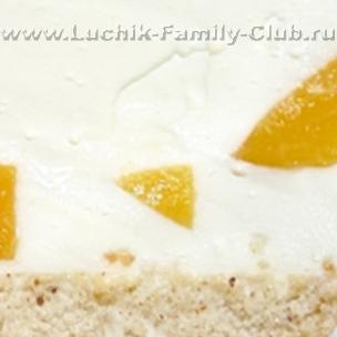 Начинка Сливочно-Заварная с фруктами для тортика на заказ на детский день рождения
